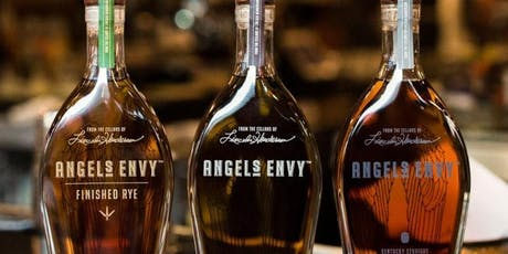 HP Spirit Sessions: Angel's Envy tickets