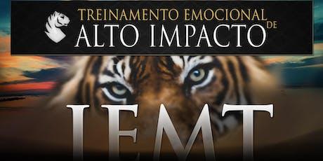 IEMT - Treinamento Emocional de Alto Impacto ingressos