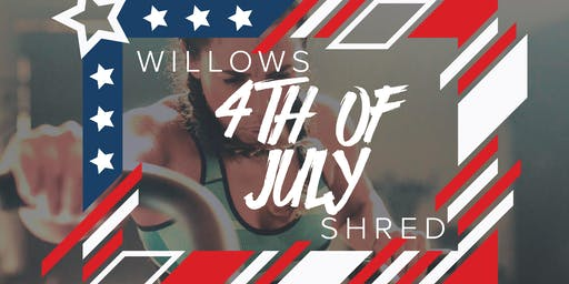 4th of July Shred