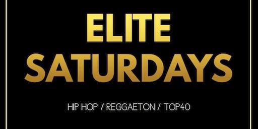 Elite Saturdays: Hip Hop / Reggaeton Party
