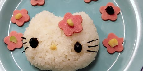DELICIOUS LITTLE TOKYO: Kawaii Onigiri Workshop with Table for Two tickets