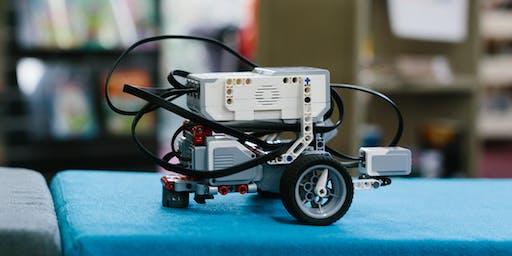 Lego Robotics - Wedderburn