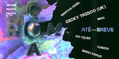 CROMA NOITE / Até Breve com Dicky Trisco