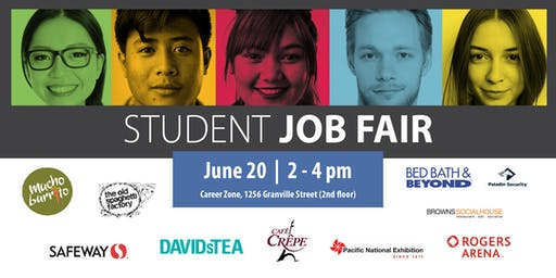 Student Job Fair - Career Zone