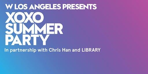 XOXO SUMMER PARTY