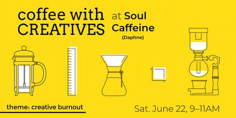 June 2019 Coffee with Creatives tickets