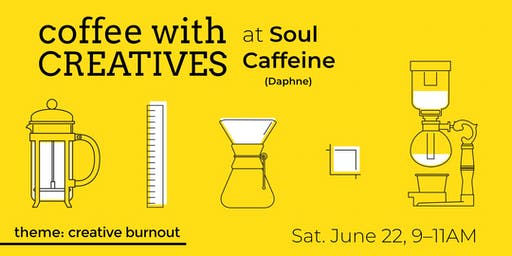 June 2019 Coffee with Creatives