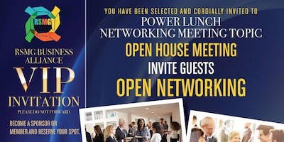 VIP Invitation - Open House Meeting