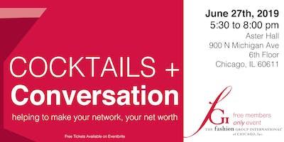 FGI Chicago: Cocktails & Conversation [Free Member Event]