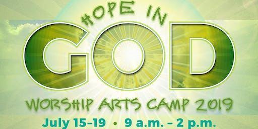 Worship Arts Camp 2019