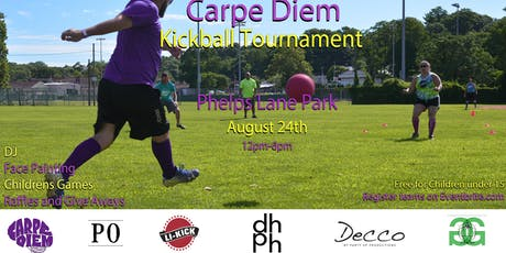 Carpe Diem Kickball Tournament tickets