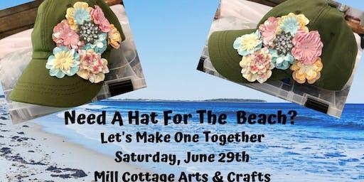 Create A Summer Hat