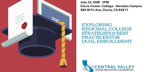 Exploring Regional College Strategies and Best Practices for Dual Enrollment tickets