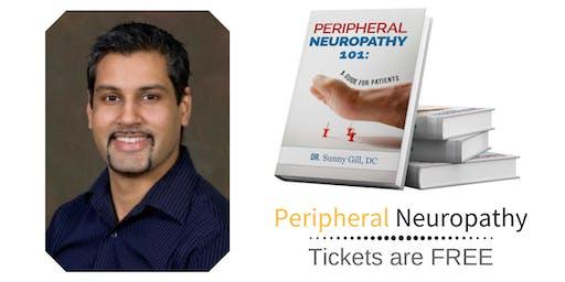 FREE Peripheral Neuropathy & Nerve Pain Breakthrough Dinner Seminar- Jefferson County / Sequim, WA