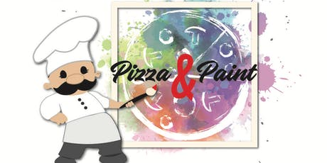 Pizza & Paint tickets