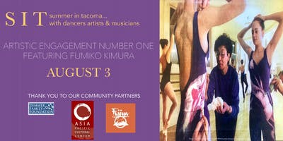Summer In Tacoma...with dancers artists & musicians