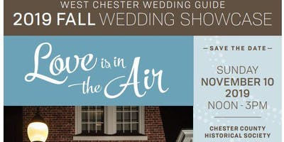 Fall 2019 West Chester Wedding Guide Showcase
