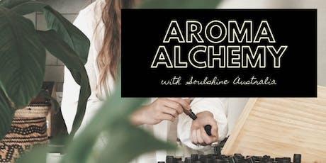 Aroma Alchemy with Soulshine Australia tickets