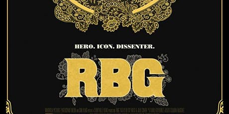 Feminist Book Club: RBG tickets