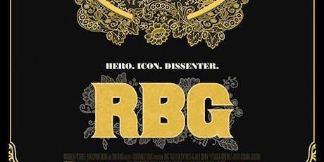 Feminist Book Club: RBG tickets
