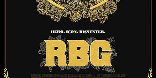 Feminist Book Club: RBG