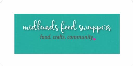 June Food & Craft Swap