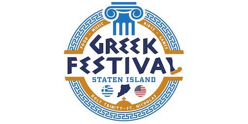 S.I. Greek Festival 2019