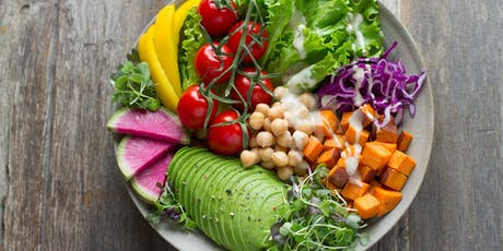 Plant Based Meal Planning tickets
