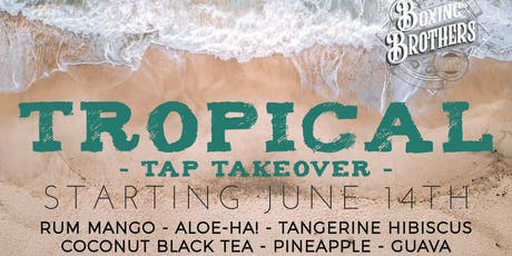 Tropical Tap Takeover tickets