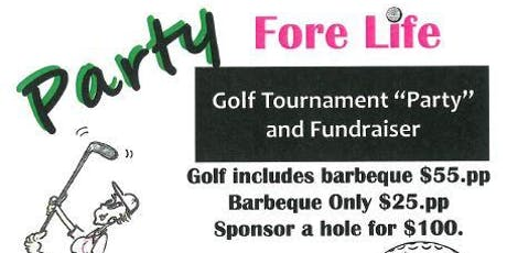 Pismo Beach Golf Tournament, PARTY FORE LIFE!  #LISASTRONG tickets