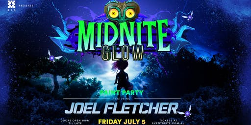 Midnite Glow: Paint Party 2019