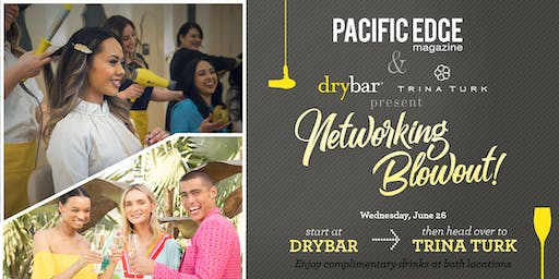 Pacific Edge Networking Blowout