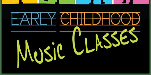 Early Childhood Multi-instrumental Music Class