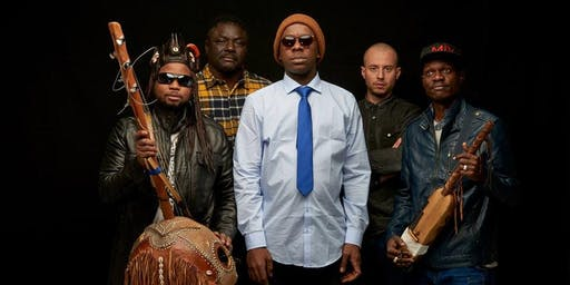 BKO Quintet: Mali music all-stars!