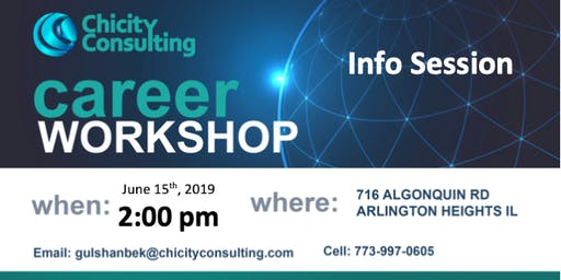 Career Coaching Info Session
