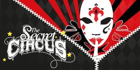 The Secret Circus - New Zealand! tickets