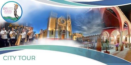 """CITY TOUR"" XVI CONGRESO NACIONAL DE MASTOLOGIA"