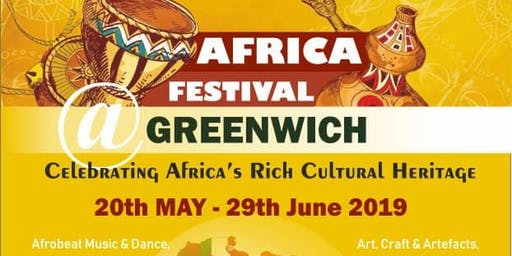 AFRICA FESTIVAL GREENWICH CLOSING EVENT