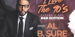 EATS & DRINKS FRIDAY | HOSTED BY: AL B. SURE | JUNE 14...