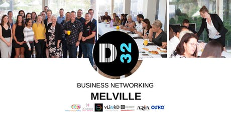 District32 Business Networking Perth – Melville - Wed 19th June tickets