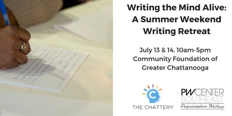 Writing the Mind Alive: A Summer Weekend Writing Retreat tickets