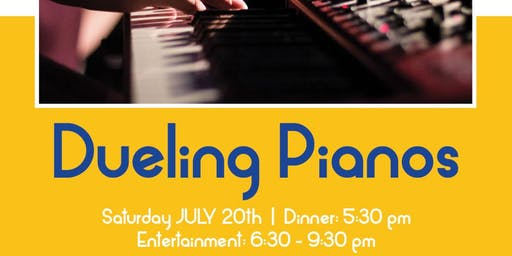 Dueling Pianos at The Forum!
