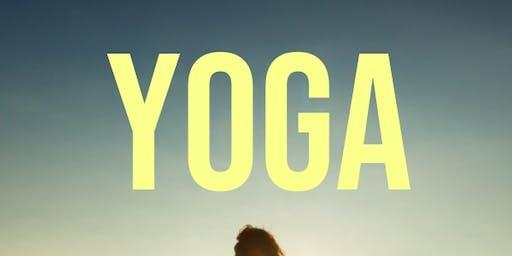 Yoga with Tara Phelan 1st July 2019
