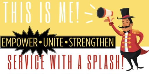 This Is Me : Service With A Splash!