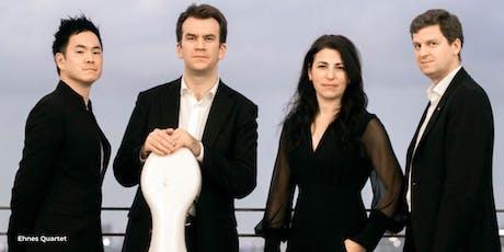 The Ehnes Quartet tickets