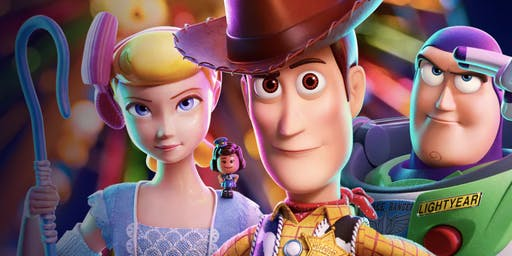 Toy Story 4 Fundraiser Movie Screening