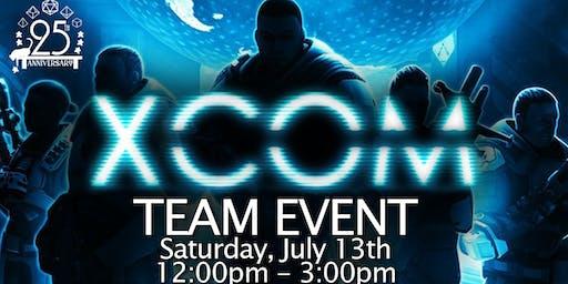 XCOM Team Event