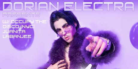 Dorian Electra's Daddy Like Release Party - Miami (21+) tickets