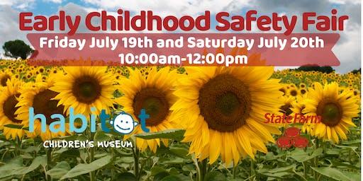 Habitot's Annual Safety Fair