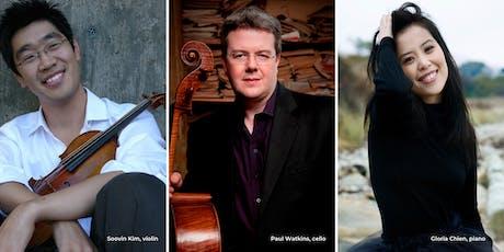The Chien-Kim-Watkins Trio tickets